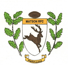 A letter from Matson RFC