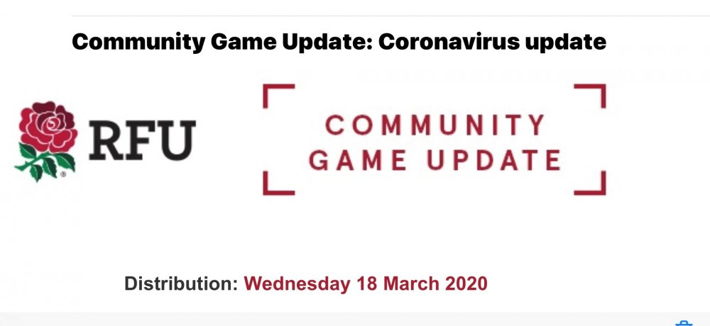 Latest Community Game Update [18 March]