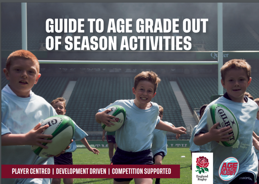Age Grade Out Of Season Activities